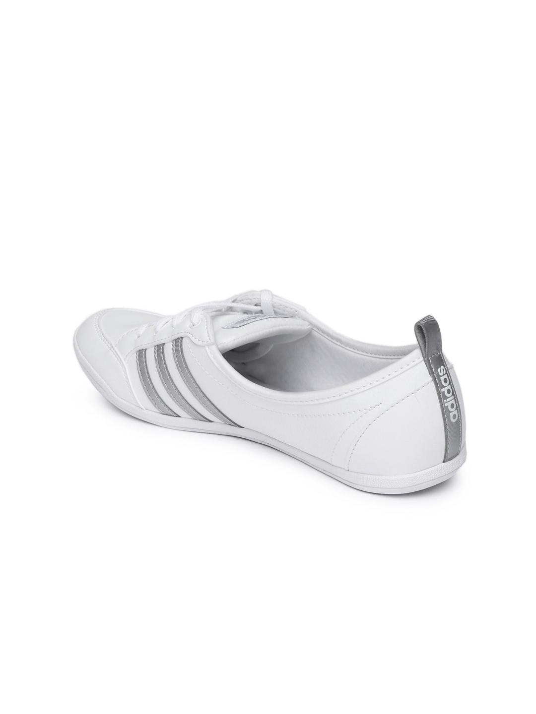 Adidas Neo Women White