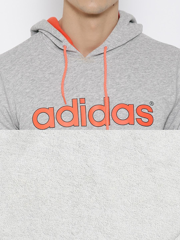 Adidas Neo Grey Melange