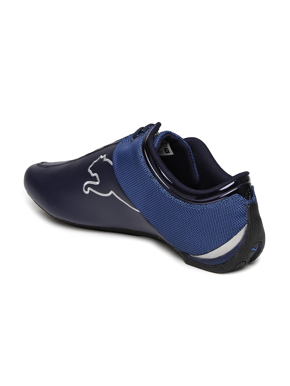 quality design 9996f bd6d9 puma navy blue suede