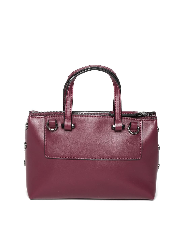 Sling bag nine west - Nine West Burgundy Sling Bag