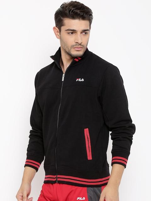 FILA-Black-LIMA-Sweatshirt