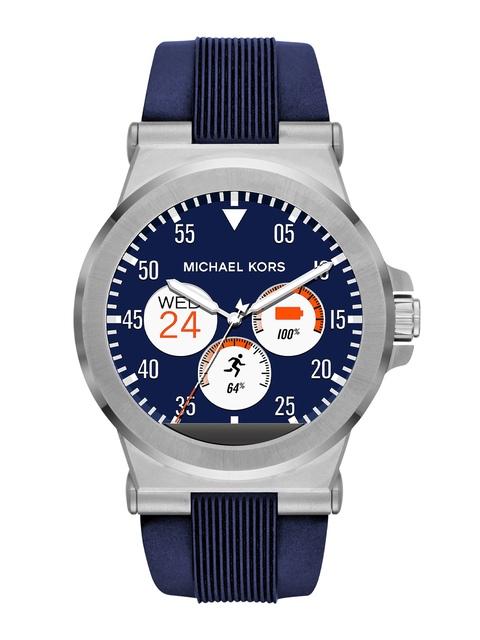 Michael-Kors-Men-Blue-Smart-Watch-MKT5008