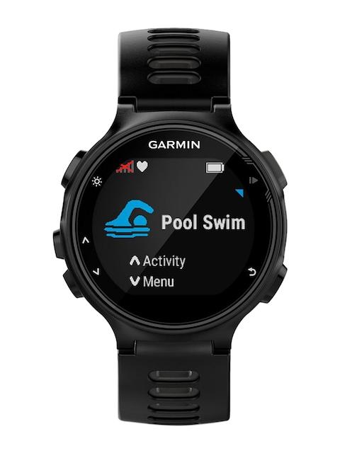 Garmin-Forerunner-735XT-Unisex-Black-Smart-Watch-753759168094