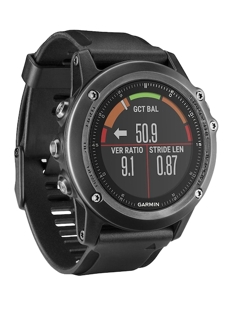 Garmin-Fenix-3-HR-Unisex-Black-Smart-Watch-753759162566
