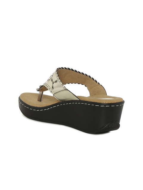 Catwalk Women Silver-Toned Sandals