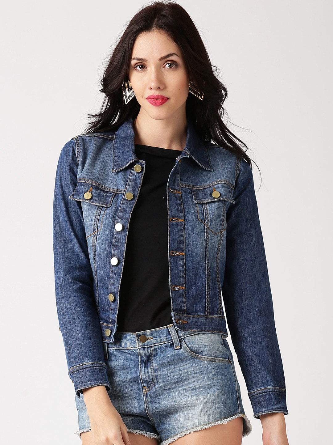 Buy womens denim jackets online india – New Fashion Photo Blog