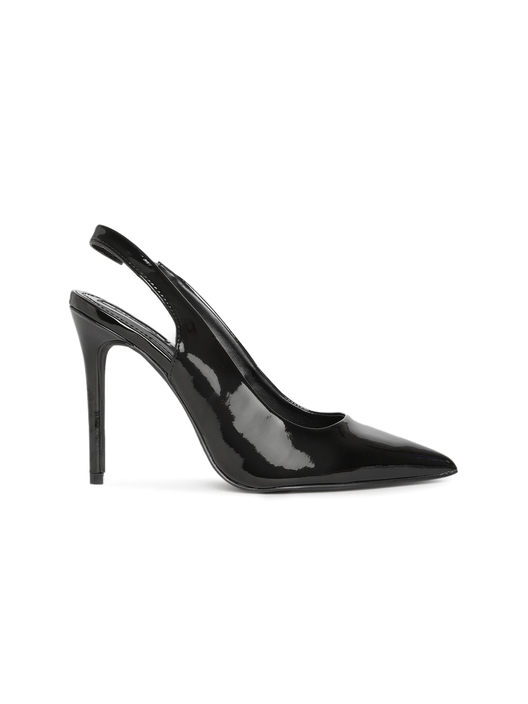 FOREVER 21 Women Black Solid Pumps