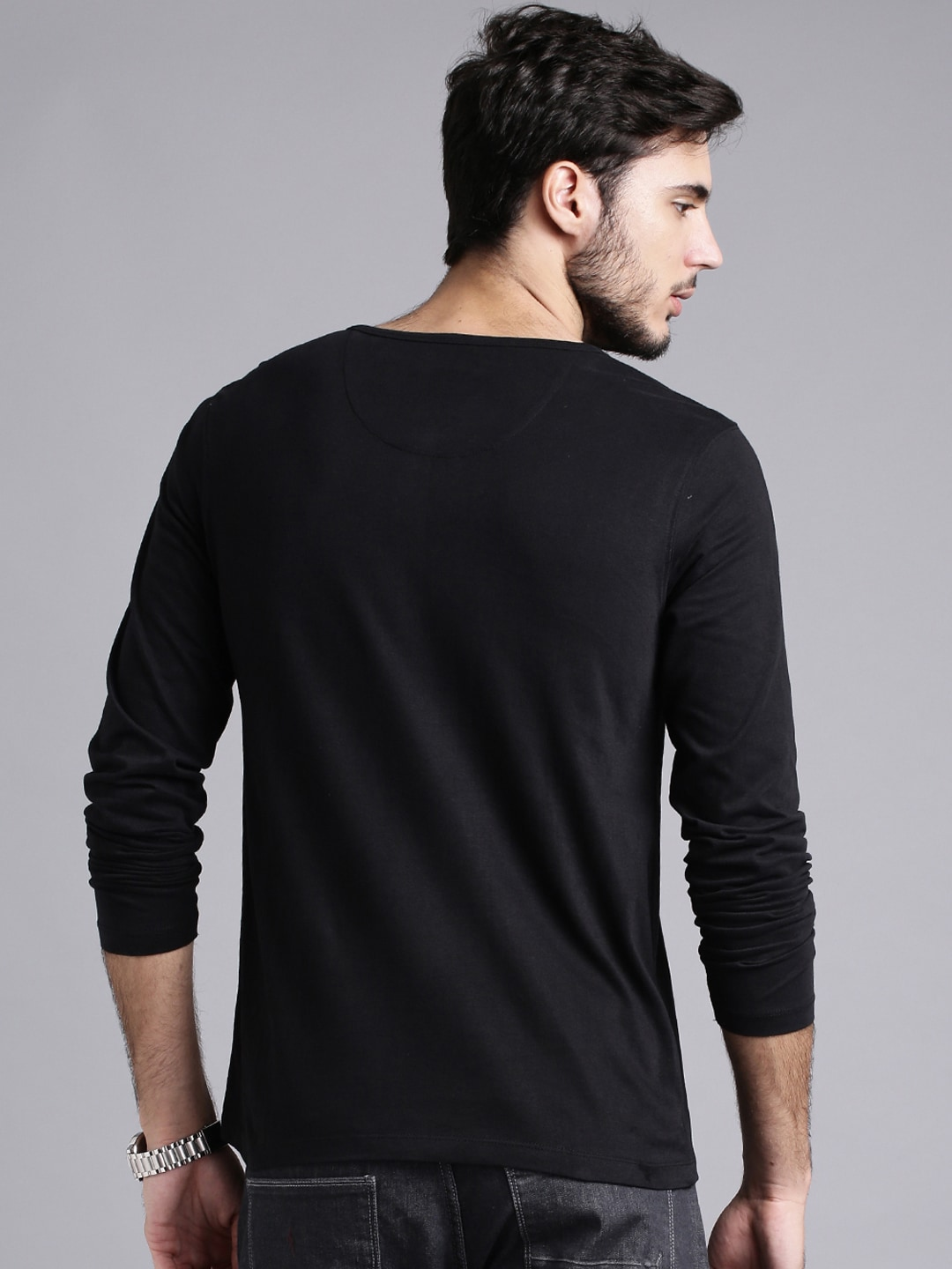Black t shirt man - Black T Shirt Man 55