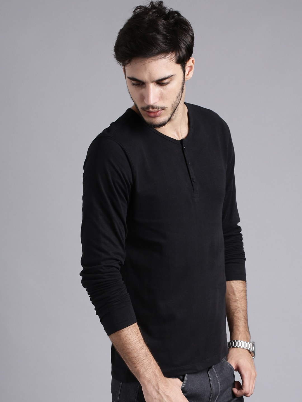 Black t shirt for man - Black T Shirt For Man 20