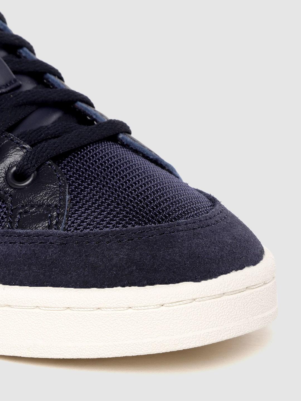 ADIDAS Originals Men Navy Blue Solid Americana Low Sneakers