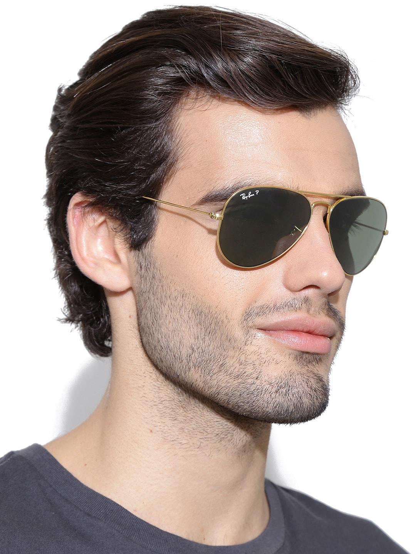 sunglasses for men aviator  Ray-Ban Store - Buy Ray Ban Sunglasses \u0026 Frames Online - Myntra