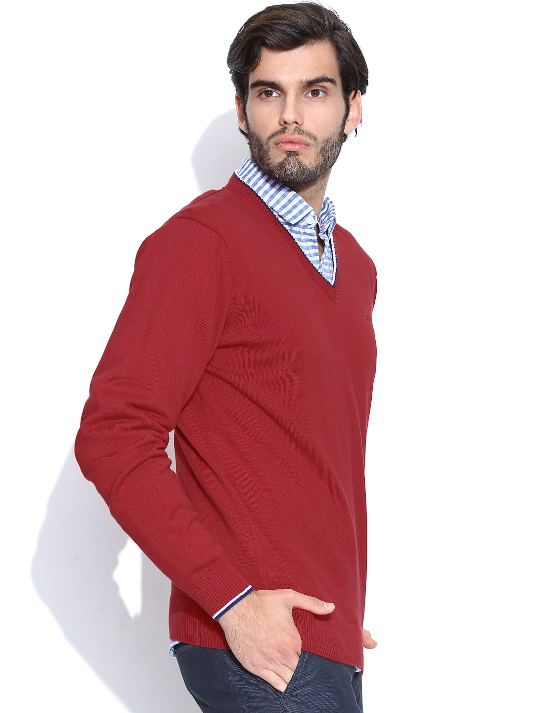 Izod Sweater Topwear - Buy Izod Sweater Topwear online in India