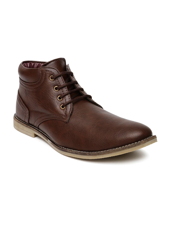 Boots Buy Boots For Women Men Kids Online In India Myntra