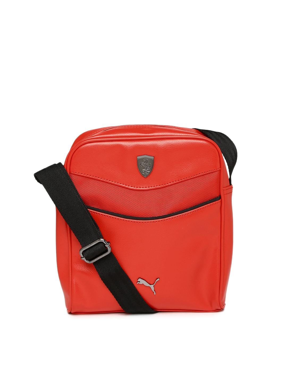 puma shoulder bag red b72b955d3d12d
