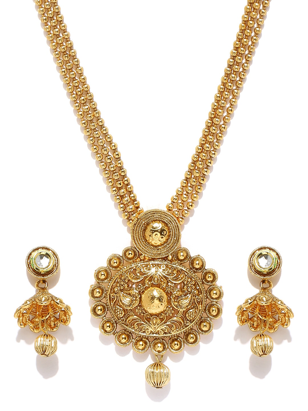 b13994f93 Necklace Jewellery Set - Buy Necklace Jewellery Set online in India