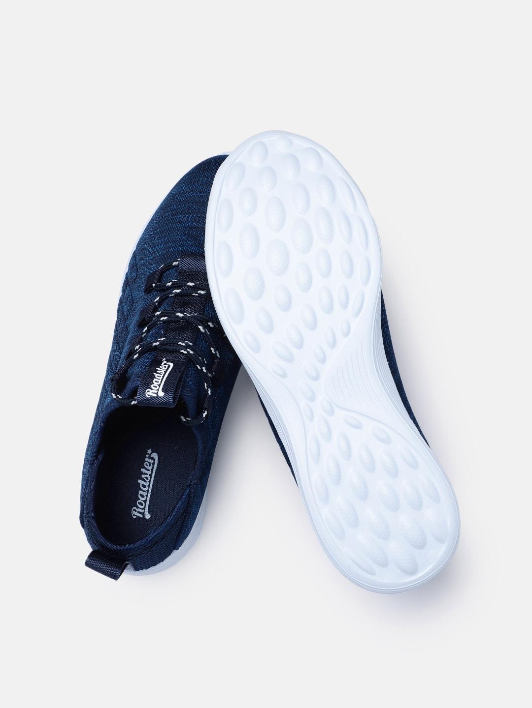 Roadster Men Blue Sneakers