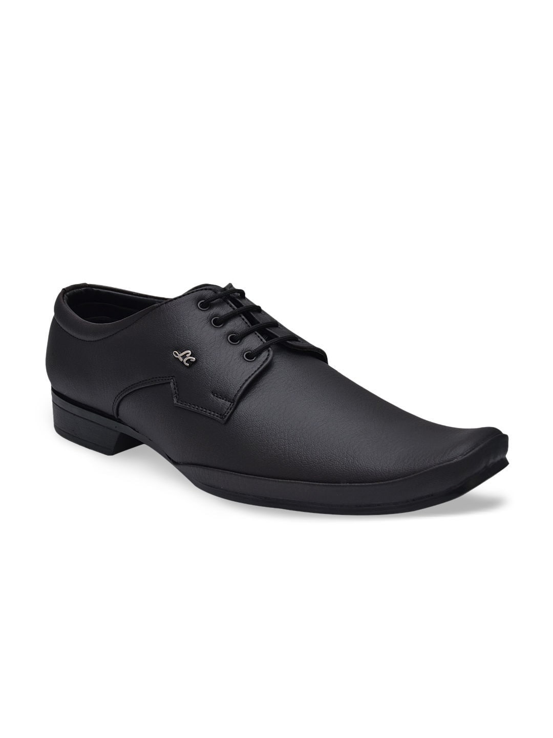 b00f1958d Black Formal Shoes - Buy Black Formal Shoes Online in India