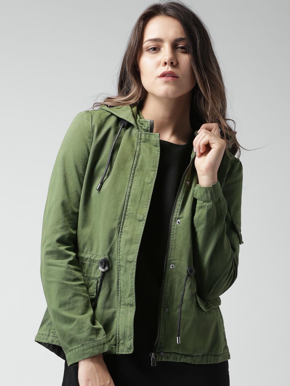 Womens olive green denim jacket - Womens Olive Green Denim Jacket – New Fashion Photo Blog