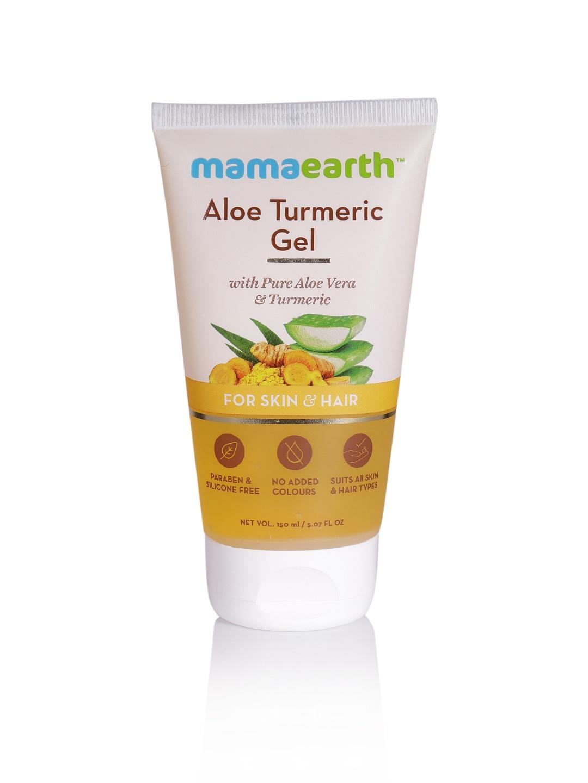 Mamaearth Aloe Vera Gel for Sustainable Skin & Hair 150ml