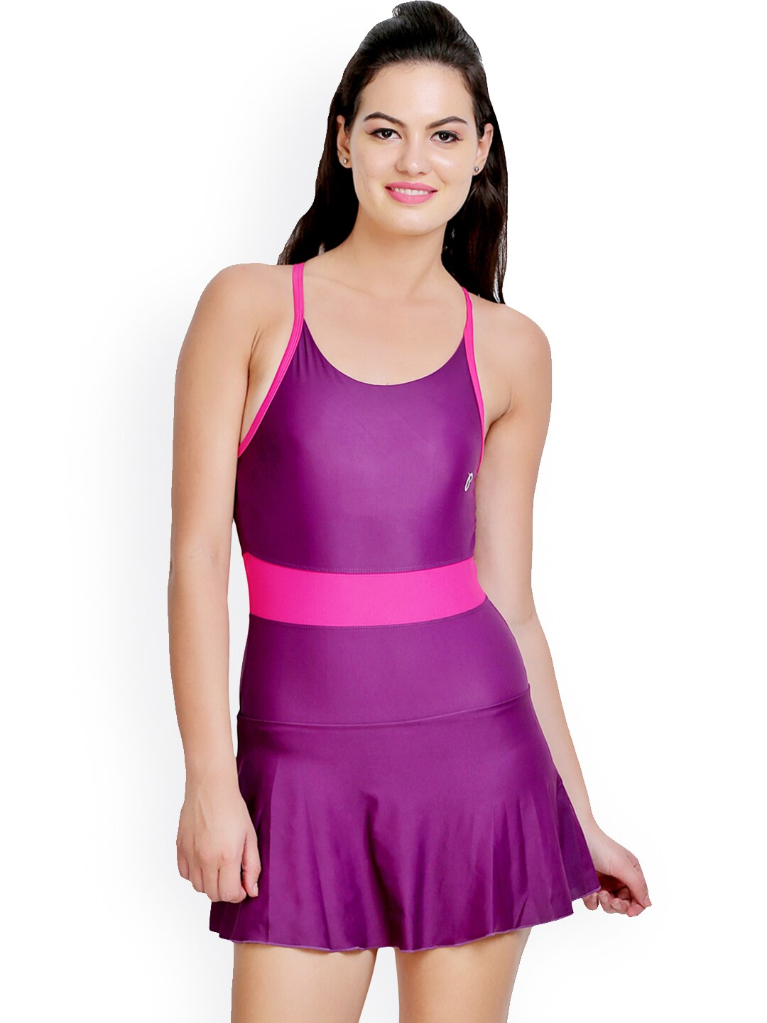Penny Purple Swimwear PYPYSMW009PERSG
