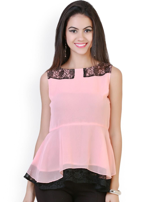 dc653791b25d70 Women Layered Tops - Buy Women Layered Tops online in India