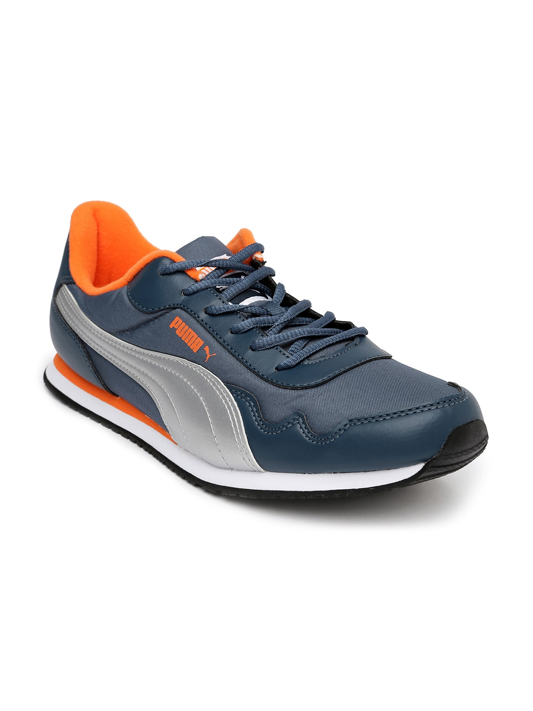 Buy PUMA Men Navy Epoch DP Running Shoes