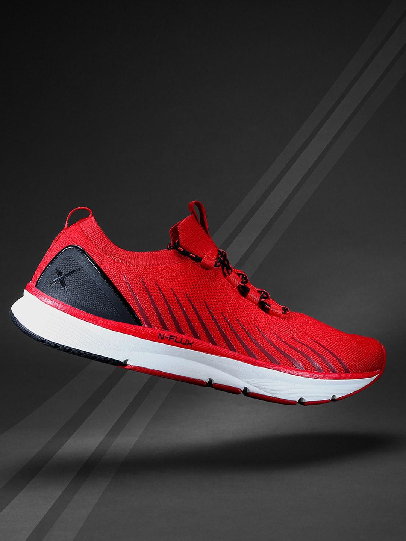 HRX by Hrithik Roshan Men Red N-FLUX Running Shoe