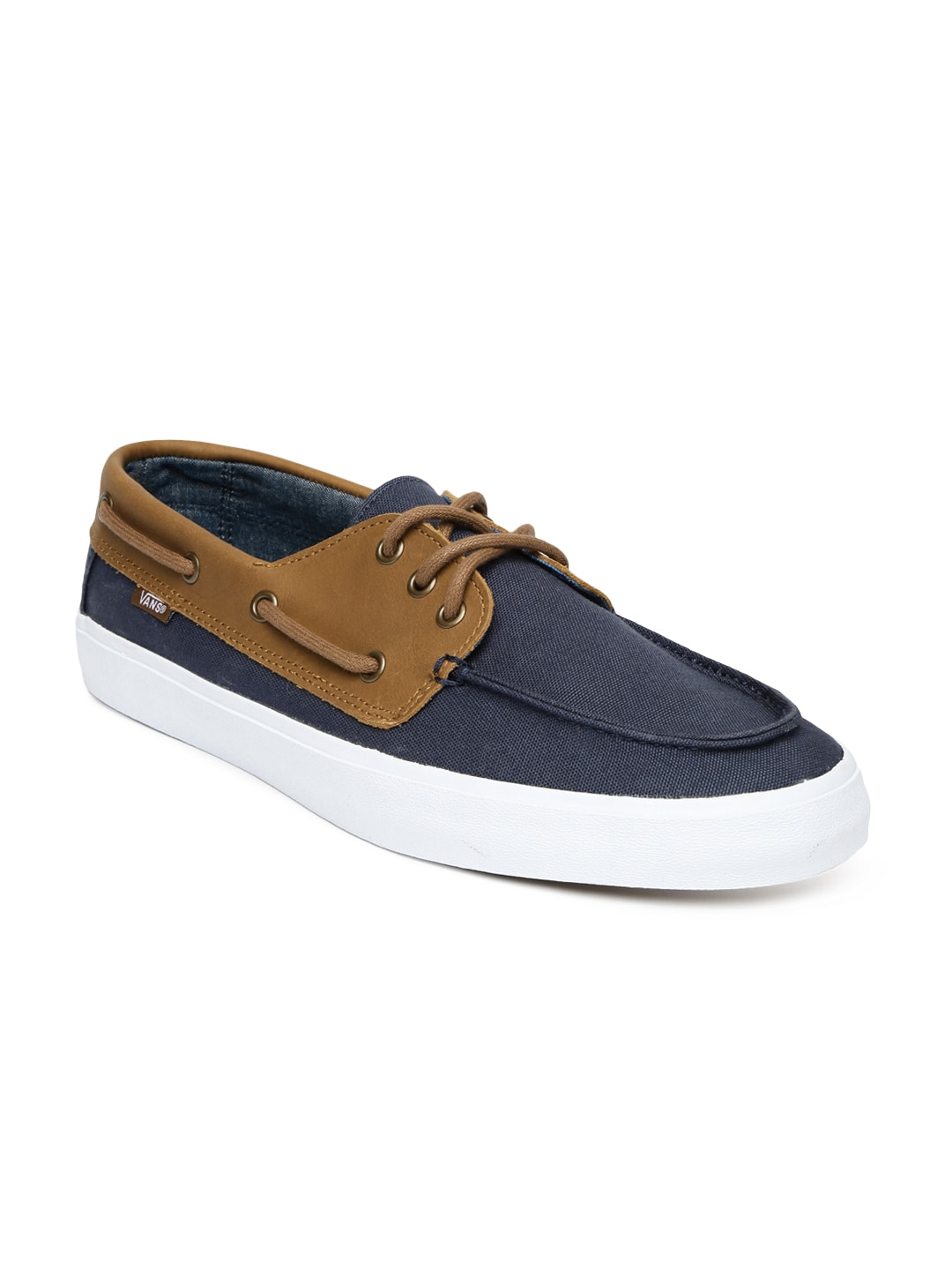 blue vans boat shoes   Come and stroll! be87a7f28