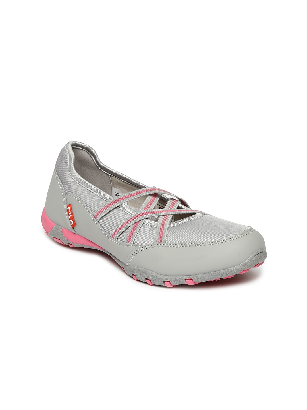 fila for women. buy fila women grey alina casual shoes - for | myntra fila w