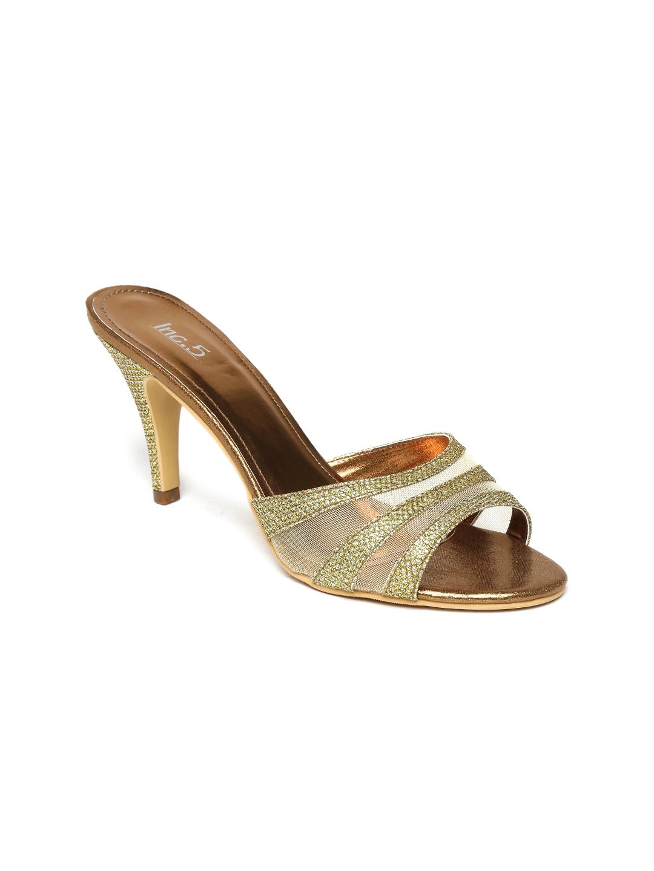 7be1d0e51807 Shimmer Tops Heels - Buy Shimmer Tops Heels online in India