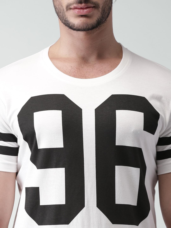 T shirt white black - T Shirt White Black 52