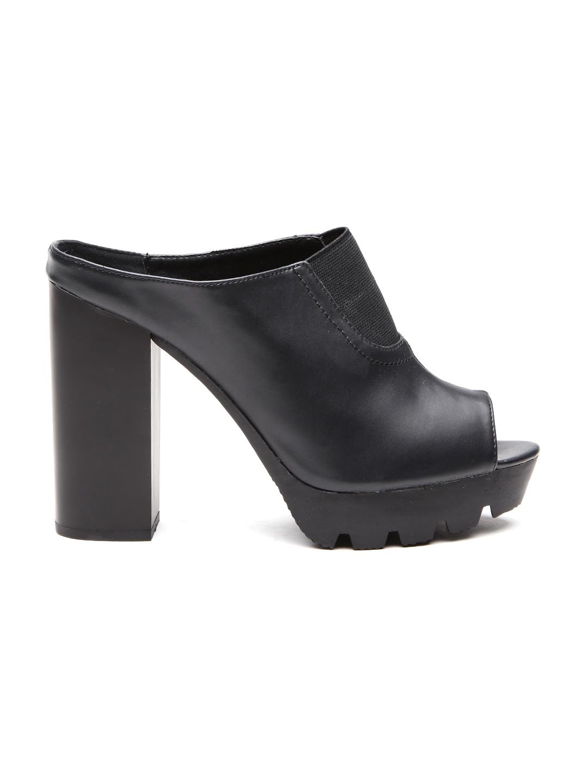 Chunky Heels - Buy Chunky Heels online in India