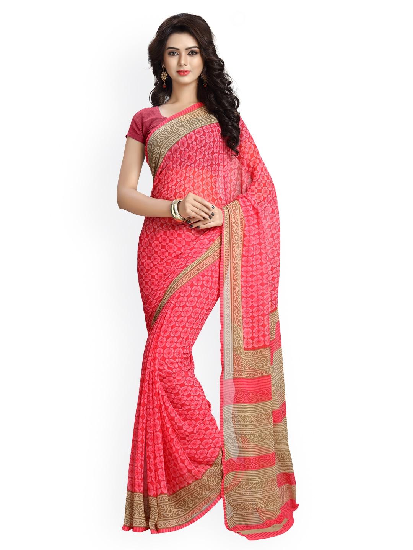 5b734ff83bb5ab Vaamsi Saree - Shop for latest Vaamsi Sarees Online