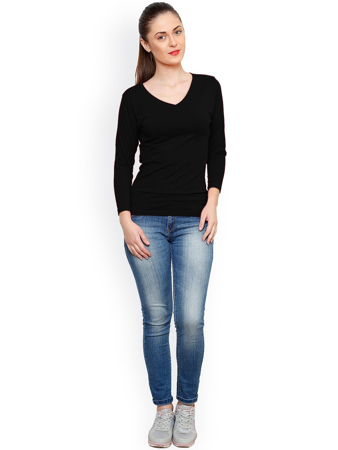 Womens Top Buy Jeans Top online at best prices in India