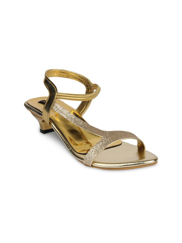 2cd5df158 Gold Heels