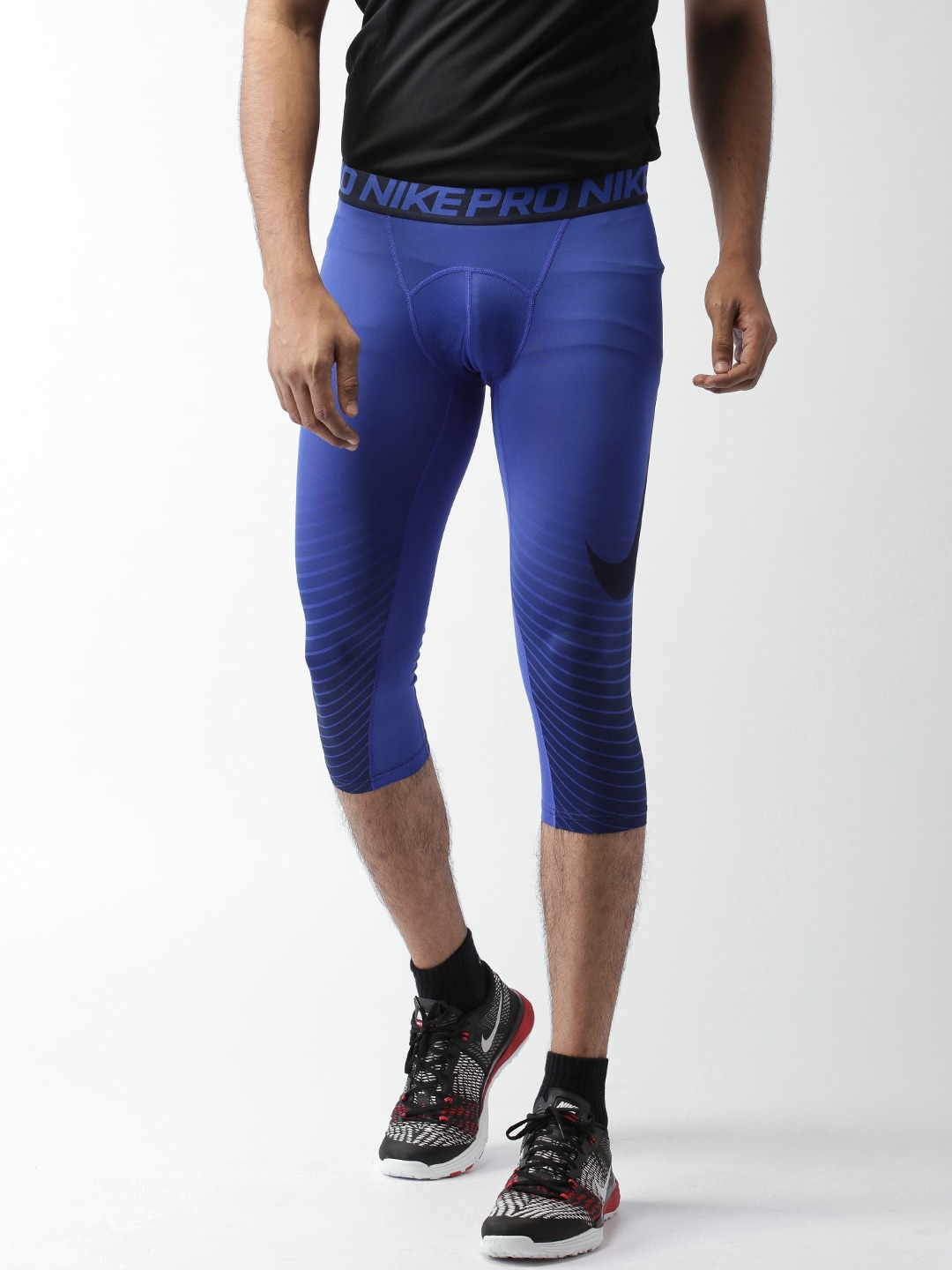 van cauwelaert - Nike Blue Tights - Buy Nike Blue Tights online in India