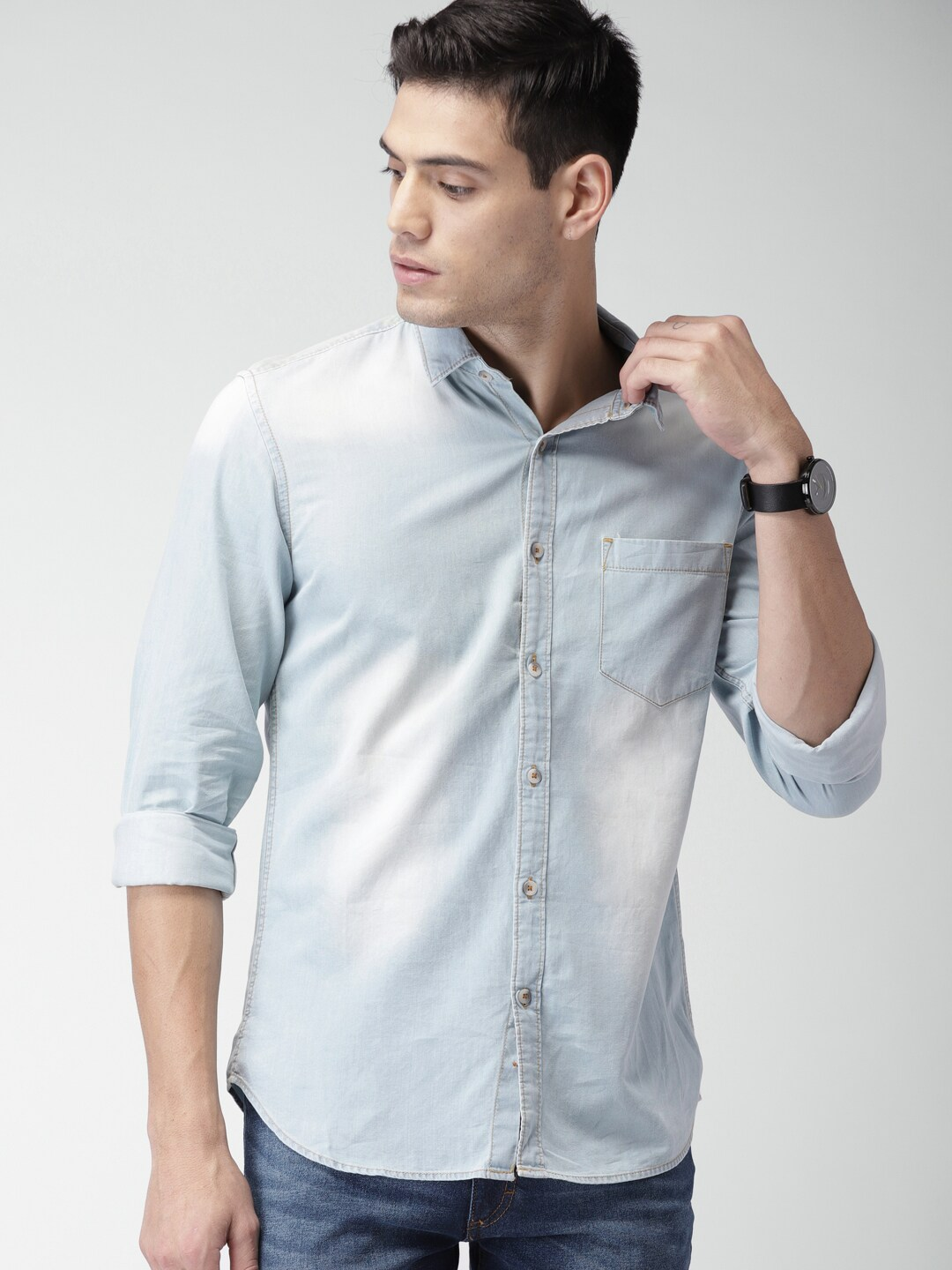 8ac2f55f8f3 Slim Fit Shirts