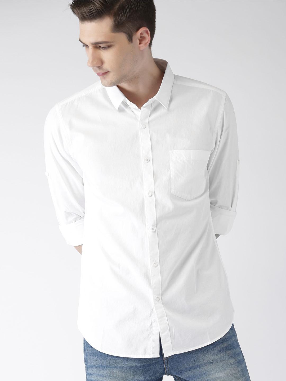b3368982146 Casual Shirts for Men - Buy Men Casual Shirt Online in India