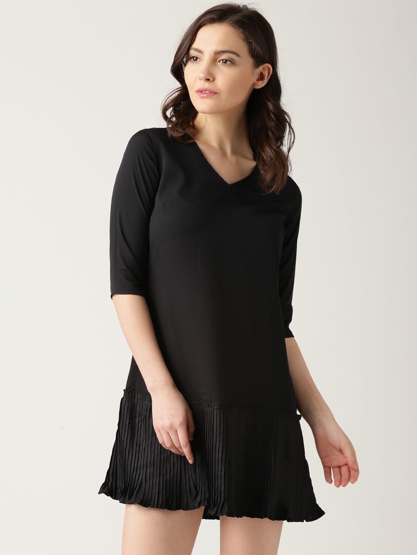 Women Black Dress Dresses Jumpsuit - Buy Women Black Dress Dresses Jumpsuit  online in India 13733a192