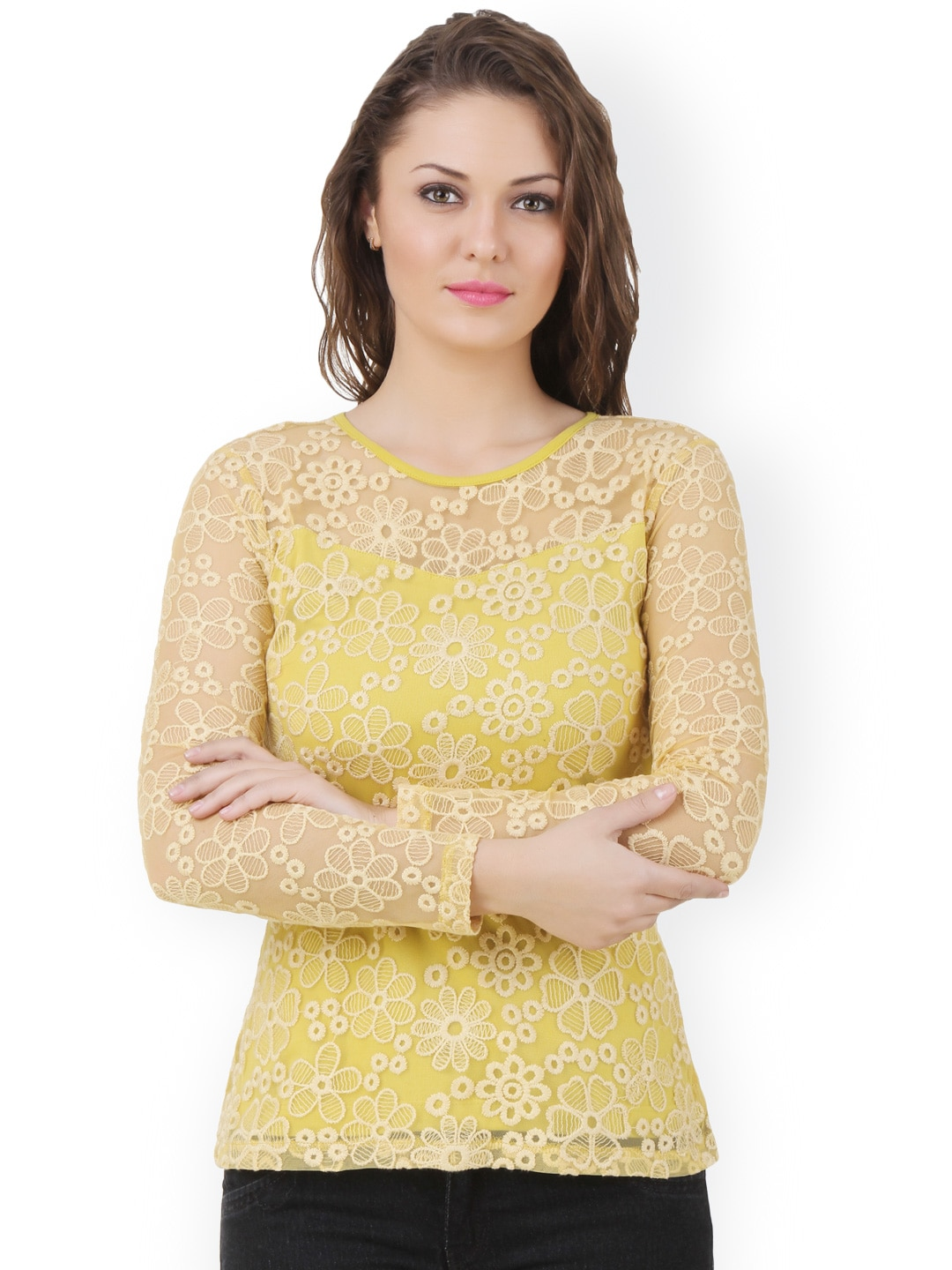 4a0194f66bec4 Texco Tops - Buy Texco Tops online in India
