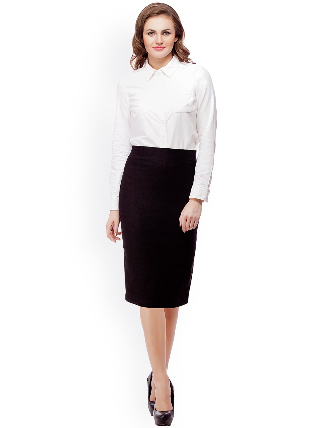 Pencil Skirt - Buy Pencil Skirt online in India