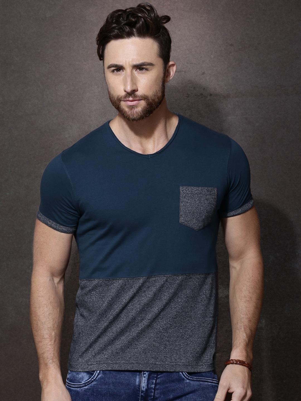 Men T Shirts Buy T Shirt For Men Online In India Myntra