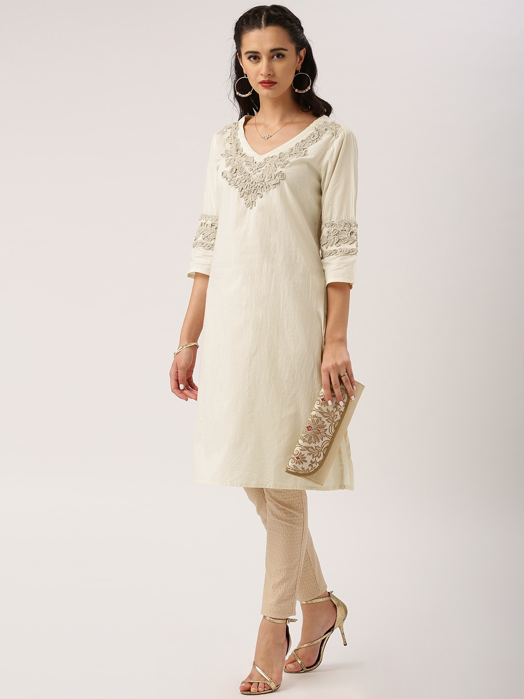 Buy All About You From Deepika Padukone Cream Coloured ...