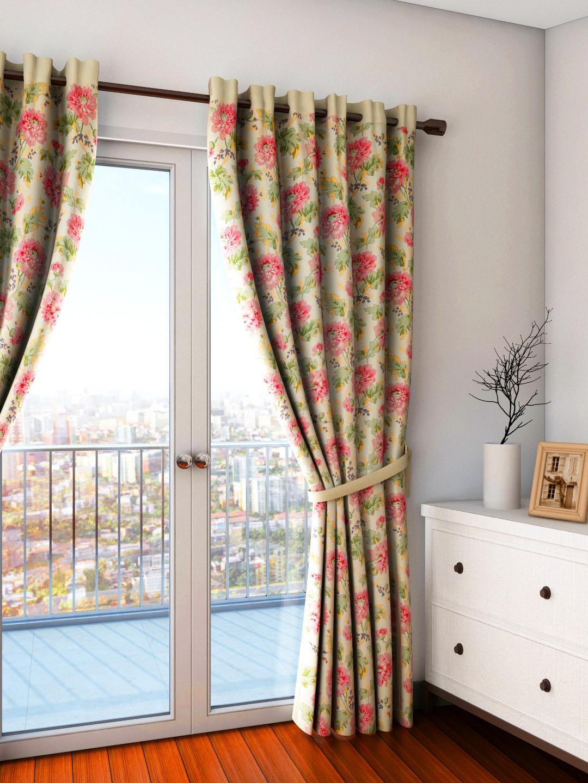 Curtains U0026 Sheers   Buy Window Curtains U0026 Sheer Online   Myntra Part 83