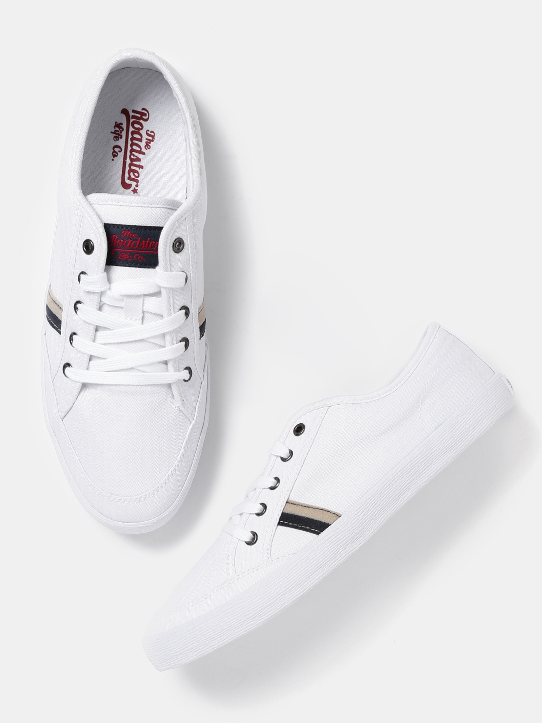 a382d6fadf4 Buy Roadster Brand Casual Shoes Online from Myntra