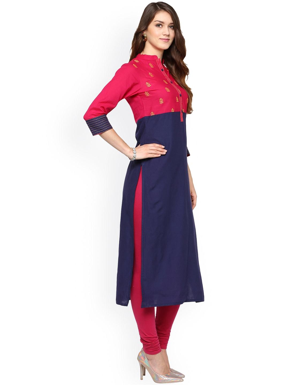Shirt design kurti - Shirt Design Kurti 85