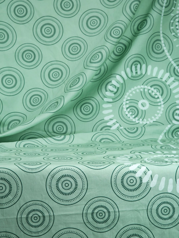Green bed sheets texture - Green Bed Sheets Texture 36