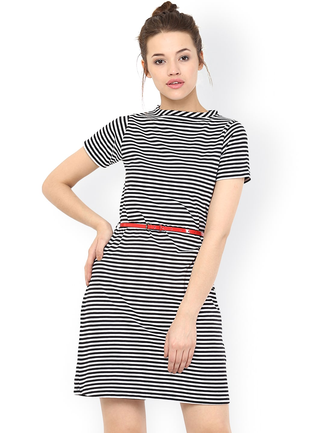 3c66495e044 Striped Dress - Buy Striped Dress online in India