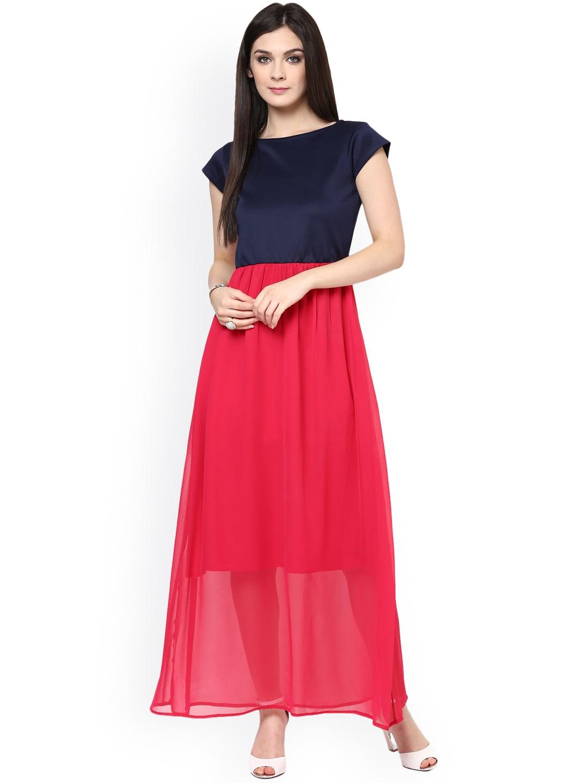 daaf3861f55 Pink Dress For Women Dresses - Buy Pink Dress For Women Dresses online in  India