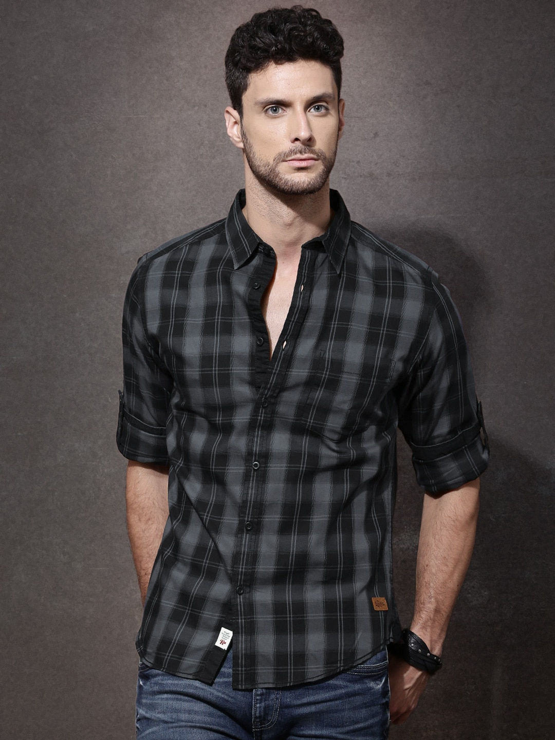 bcd1071b78 Casual Shirts for Men - Buy Men Casual Shirt Online in India